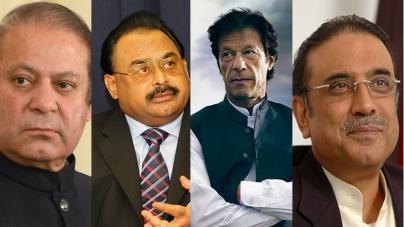 Pakistani Politics Pandora Box of Lies
