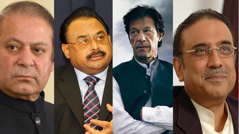 Pakistani Politics Pandora