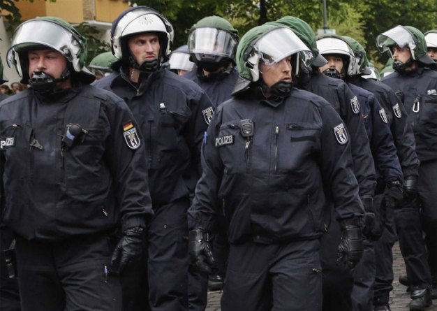 Pakistani Among 9 IS Suspects held in Germany