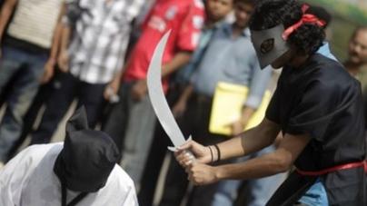 Pakistani Beheaded in Saudi Arabia