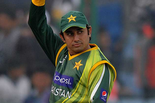 Pakistan's Saeed Ajmal Out Of Cricket world cup