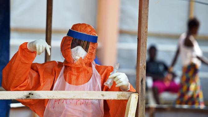Ebola Rapid Test