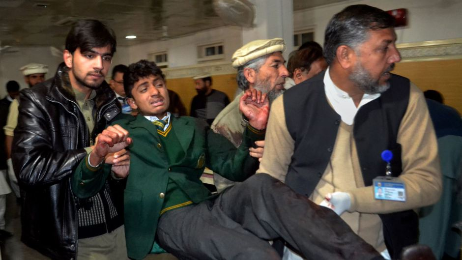 Peshawar school