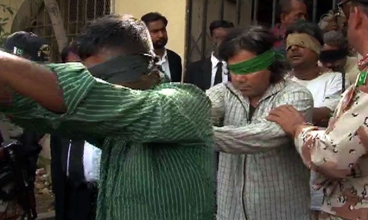 Police File Charge Sheets Against 16 'MQM Workers'