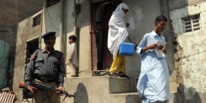 Policeman Guarding Polio Workers Shot Dead in Karachi