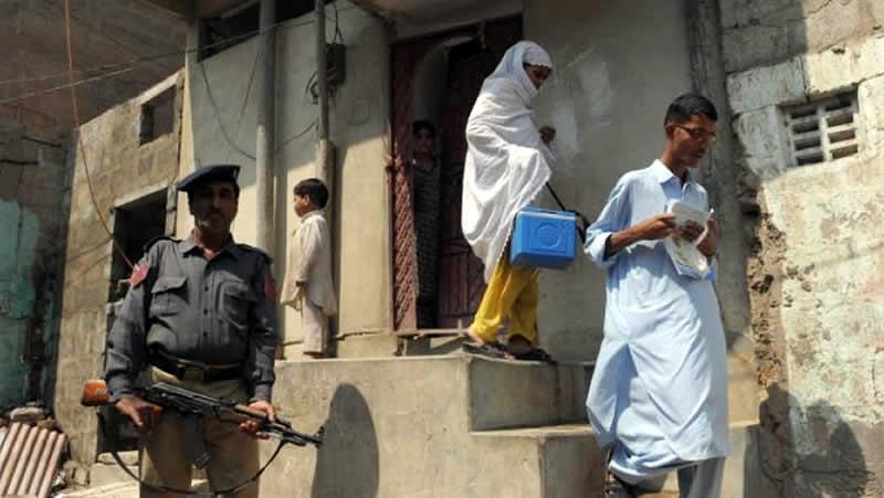 Polio Workers Shot Dead
