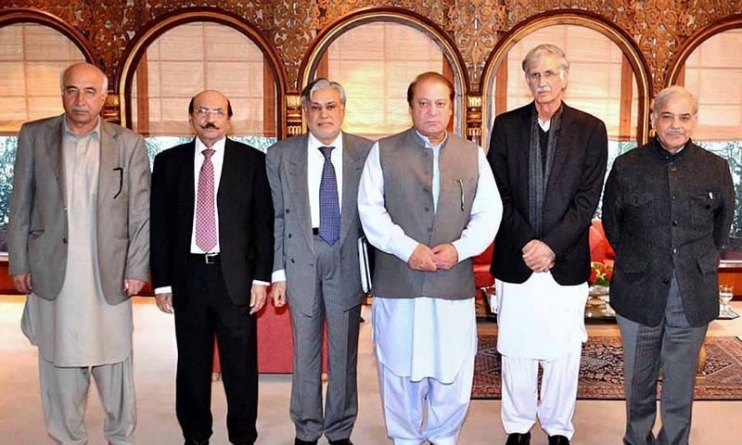 Provinces Offered Generous Aid Against Terrorism