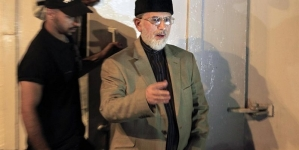 Qadri Back in Pakistan