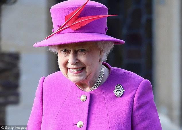Queen Elizabeth Pic