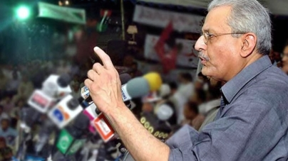 Rabbani Vows to Guard Parliament's Sovereignty