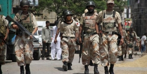 Three terrorists killed as Punjab Rangers foil terror bid in D.G. Khan