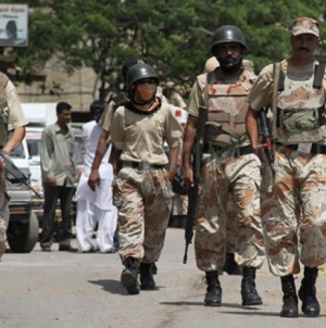 Karachi Rangers' Special Powers Extended For 77 days