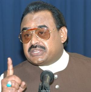 Altaf Hussain Terms Karachi Operation Biased