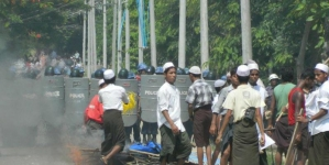 Persecution and Genocide of Muslims in Myanmar