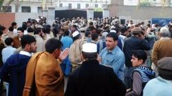 Rumoured Attack on College Panics Pabbi