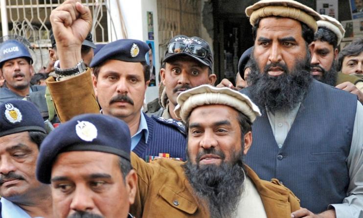 SC Restrains Magistrate from Deciding Lakhvi Bail Plea