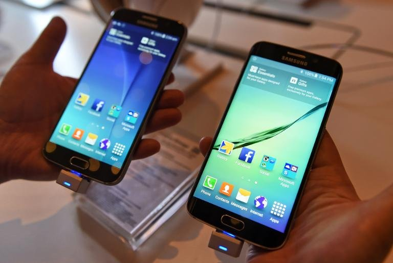 Samsung Banks On New Smartphone