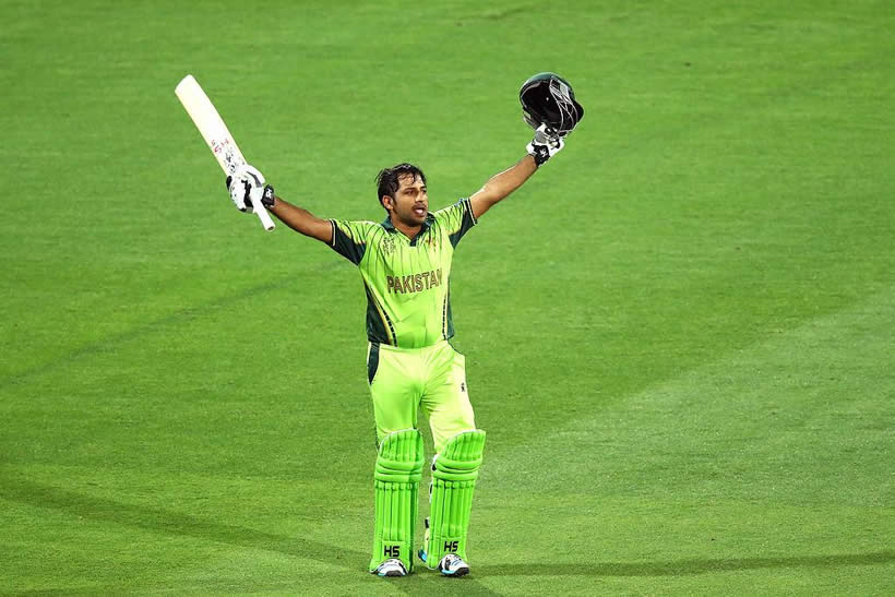 Sarfaraz Ahmed Photos