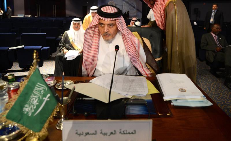 Saudi FM Abdulaziz Al Saud