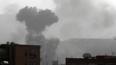 Saudi-led Coalition Batters Yemen with Intense Raids