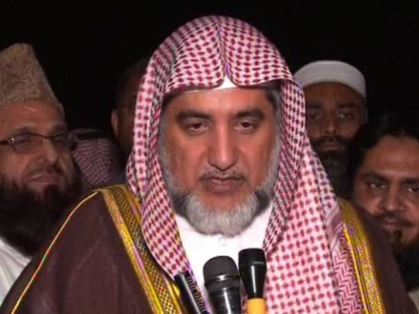 Saudi Minister Arrives in Pakistan With Special Message