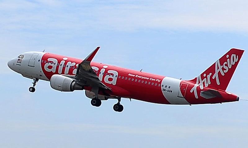 missing AirAsia plane