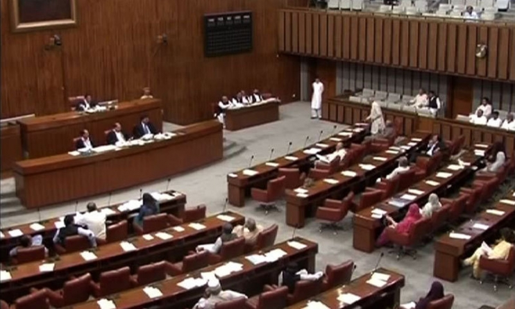 Senators Make No Secret of Opposition to Military Courts
