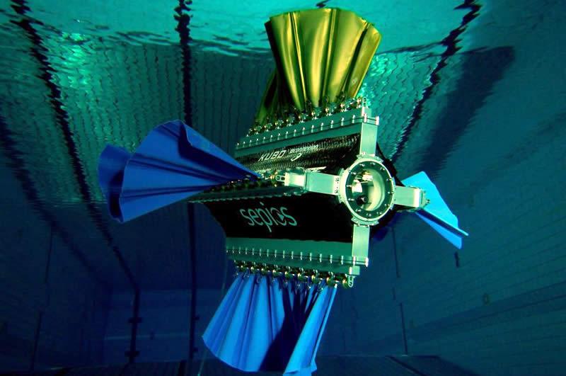 robot cuttlefish