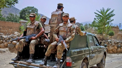 Seven FC Personnel Killed in Loralai Checkpost Attack