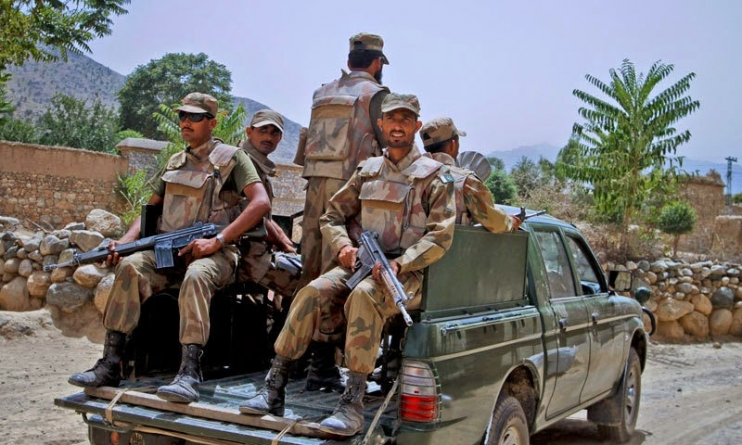 Seven FC Personnel Killed in Loralai Checkpost Attack