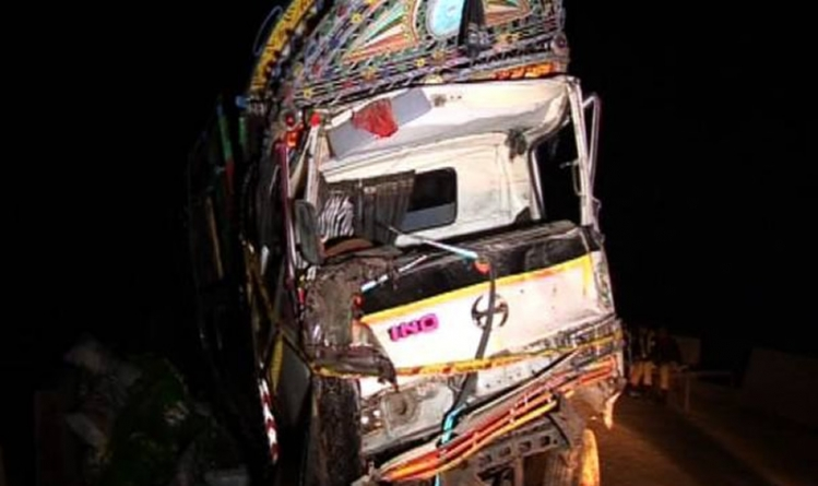 Seven Children Killed as Truck Falls On Jhang House