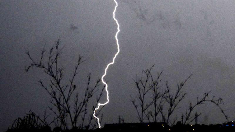 Severe storm kills