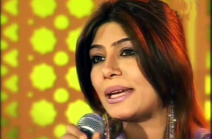 Shabnam Majeed Pakistani SInger
