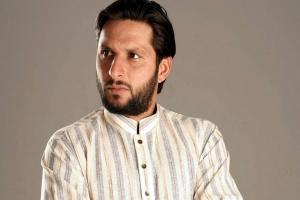 Shahid Afridi Images