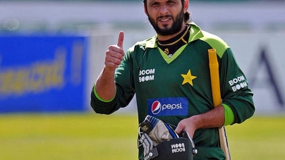 Afridi Wants Happy Ending to 19 Years of Ups and Downs