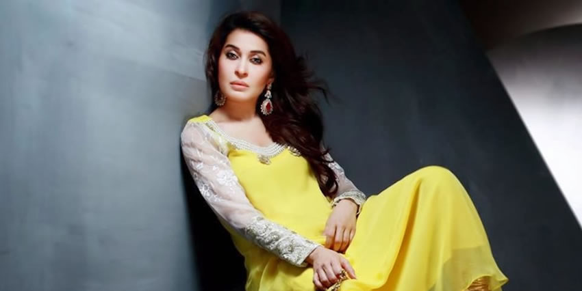 'SILENT' Shaista Lodhi Back to Pakistan