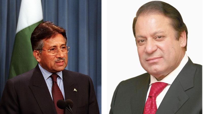 Sharif-Musharraf