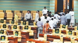 Sindh Budget Passed in the Absence of Opposition