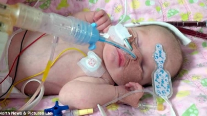 Six-Day-Old Baby is Youngest US Heart Transplant Patient