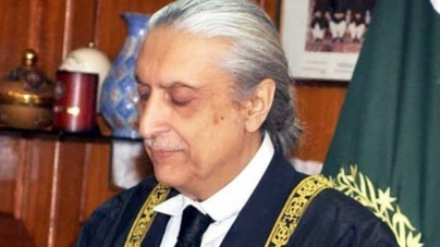 Six Judges Declare 21st Amendment, Military Courts illegal