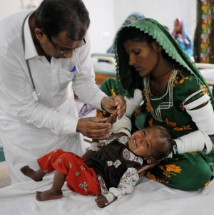 123 Thar Children Died So Far in This Year