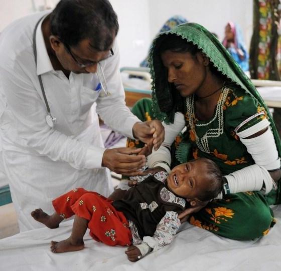 123 Thar Children Died So Far in This Year