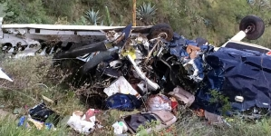 Seven Killed in Plane Crash in Colombia