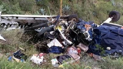 Seven Killed in Plane Crash in Colombia