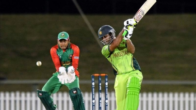 Sohaib Maqsood Ruled Out of Bangladesh Series