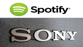Spotify to Replace Sony Streaming Music Service