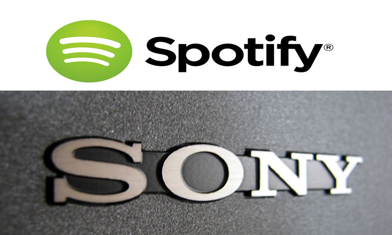 Spotify to replace Sony Music