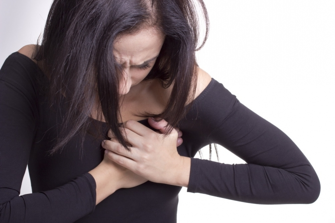 Study Links Heartburn Drugs to Higher Heart Attack Risk