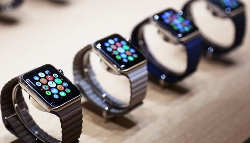 Swiss launch of Apple Watch