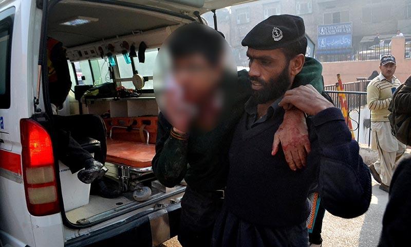 TTP militants Peshawar